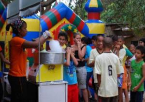 Abrigo Casa de Moisés Águas Lindas-GO